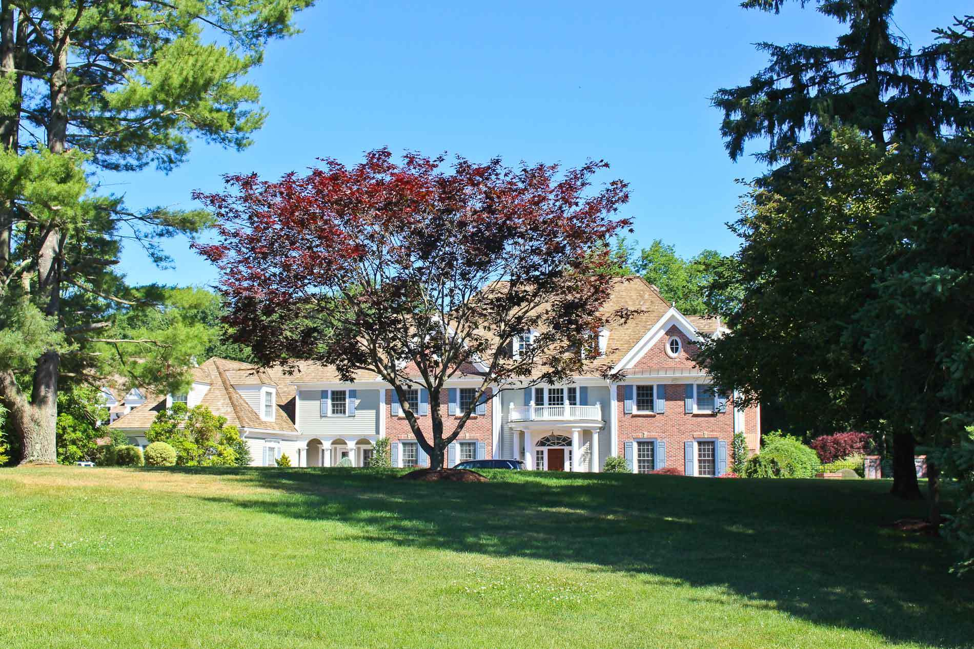 Mansions for Sale in Wilton CT 06897