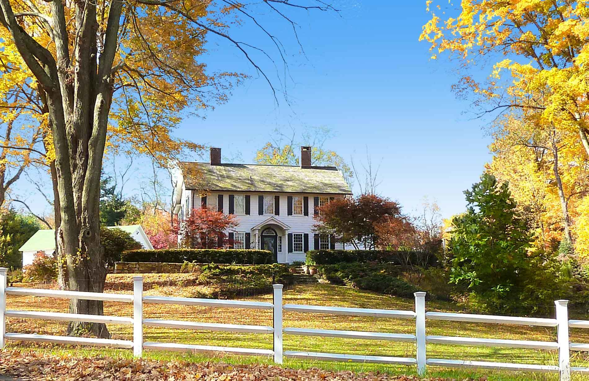 Colonial Home for sale in Wilton CT