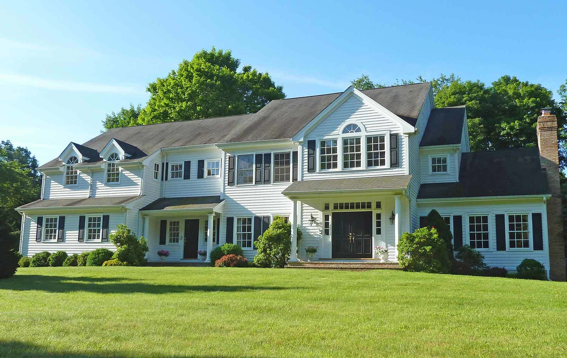 Colonial Homes for Sale in Westport - Connecticut -