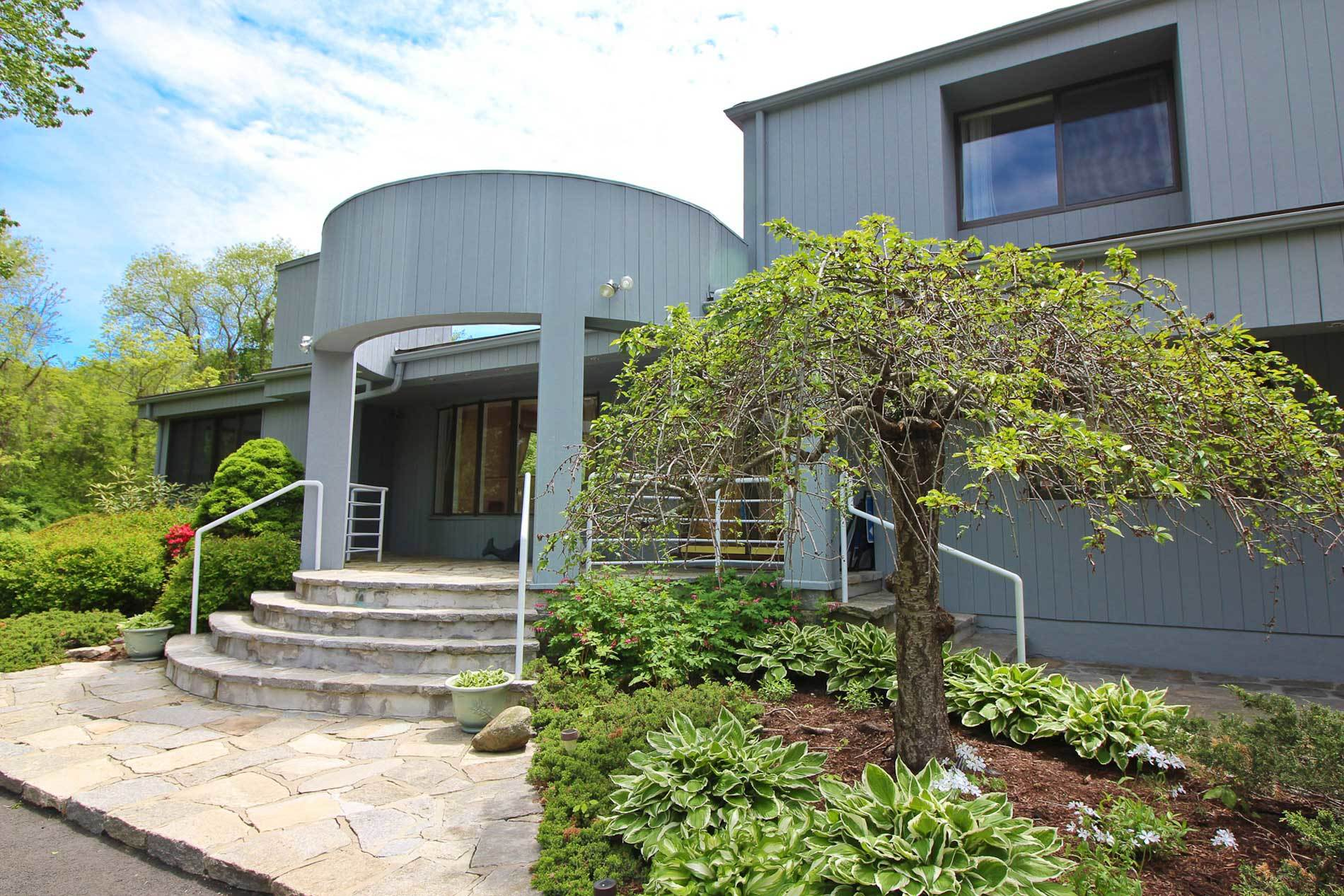 Contemporary Home for sale in Wilton CT 06897