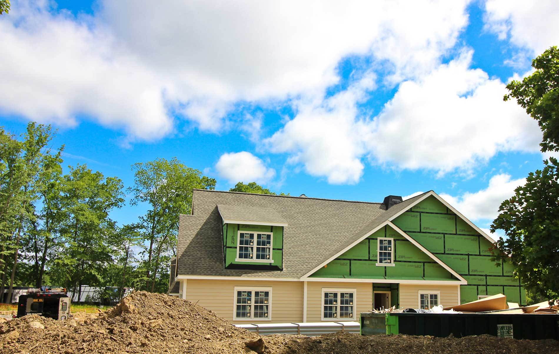 New construction homes for sale in wilton ct newly built for Building a house in ct