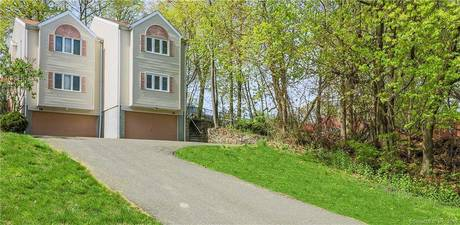Condo Home Sold in Norwalk CT 06850.  townhouse near waterfront with 2 car garage.