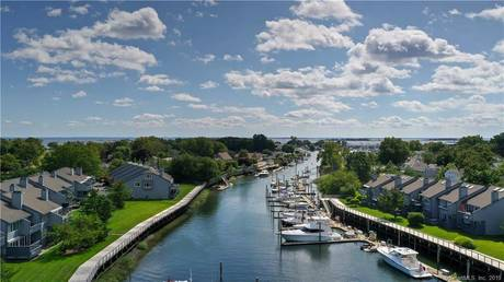 Condo Home Sold in Norwalk CT 06855.  townhouse near waterfront with swimming pool and 1 car garage.