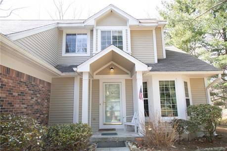 Condo Home Sold in Monroe CT 06468.  house near waterfront with swimming pool and 2 car garage.