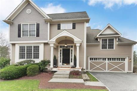 Condo Home Sold in Redding CT 06896.  townhouse near waterfront with 2 car garage.