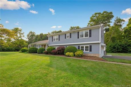 Single Family Home Sold in Norwalk CT 06850.  house near beach side waterfront with swimming pool and 2 car garage.