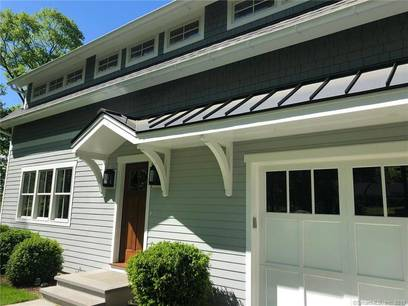Single Family Home Sold in Weston CT 06883. Colonial cape cod house near waterfront with 1 car garage.