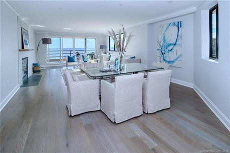 Condo Home Sold in Fairfield CT 06824.  house near beach side waterfront with 2 car garage.