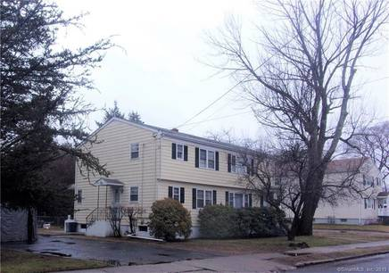 Multi Family Home Sold in Bridgeport CT 06606.  house near beach side waterfront with 4 car garage.