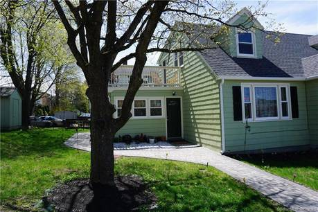 Short Sale: Multi Family Home Sold in Bridgeport CT 06610.  house near waterfront with 1 car garage.