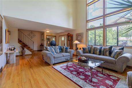 Single Family Home Sold in Trumbull CT 06611. Contemporary, colonial house near waterfront with 2 car garage.