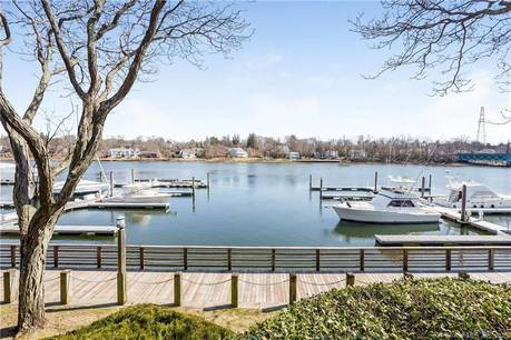 Condo Home Sold in Greenwich CT 06807.  townhouse near waterfront with 2 car garage.