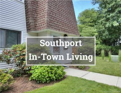 Condo Home Sold in Fairfield CT 06890. Ranch townhouse near waterfront with swimming pool.
