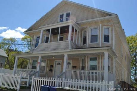Multi Family Home For Rent in Bridgeport CT 06610. Old ranch house near waterfront.