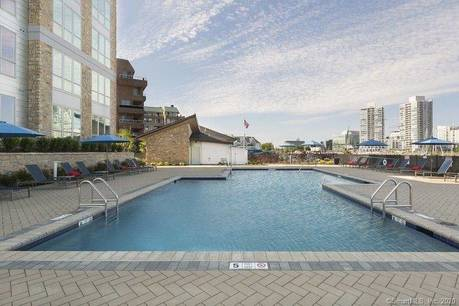 Residential Property For Rent in Stamford CT 06902.  house near waterfront with swimming pool.
