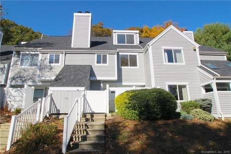 Condo Home For Rent in Shelton CT 06484.  townhouse near waterfront with 1 car garage.