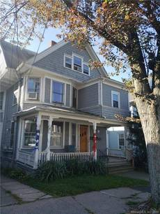 Multi Family Home Sold in Bridgeport CT 06608. Old  house near beach side waterfront with 5 car garage.