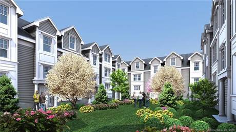 Condo Home Sold in Stamford CT 06906.  townhouse near waterfront with swimming pool and 2 car garage.
