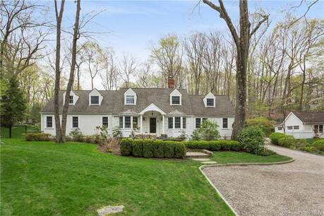 Single Family Home Sold in Stamford CT 06903.  cape cod house near beach side waterfront with swimming pool and 2 car garage.