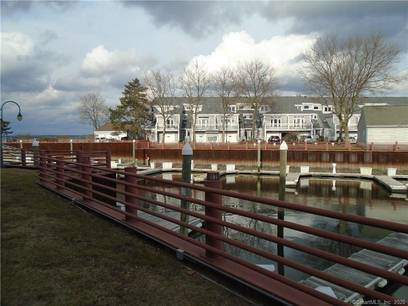 Short Sale: Condo Home Sold in Stratford CT 06615.  townhouse near beach side waterfront with swimming pool and 1 car garage.