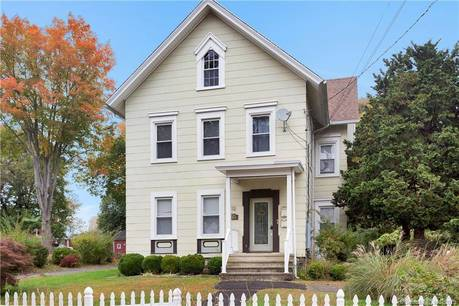 Multi Family Home Sold in Norwalk CT 06851. Old  house near beach side waterfront with 1 car garage.