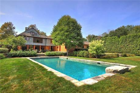Single Family Home Sold in Monroe CT 06468. Colonial farm house near lake side waterfront with swimming pool and 3 car garage.