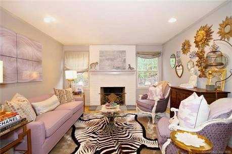 Condo Home Sold in Ridgefield CT 06877.  townhouse near waterfront with swimming pool and 2 car garage.