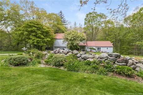 Single Family Home Sold in Wilton CT 06897. Old  house near waterfront with 2 car garage.