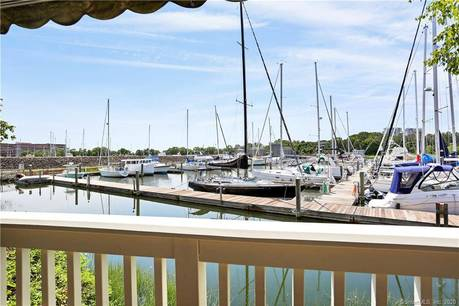 Condo Home Sold in Stamford CT 06902.  townhouse near waterfront with swimming pool and 1 car garage.