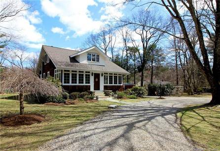 Single Family Home Sold in Norwalk CT 06851. Old  cape cod house near waterfront with 2 car garage.