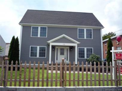 Single Family Home Sold in Bridgeport CT 06607. Colonial house near waterfront.