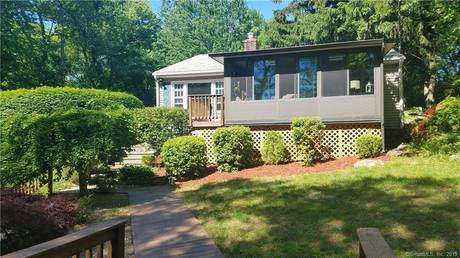 Single Family Home Sold in Stratford CT 06614. Old  bungalow house near waterfront with swimming pool.
