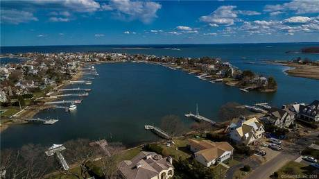 Single Family Home Sold in Westport CT 06880. Ranch house near waterfront with 1 car garage.