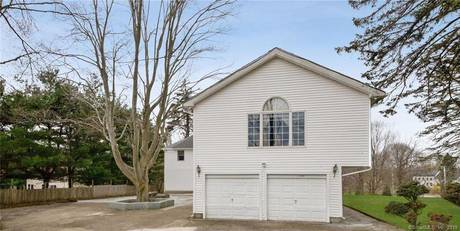 Single Family Home Sold in Bethel CT 06801. Old colonial house near waterfront with 5 car garage.