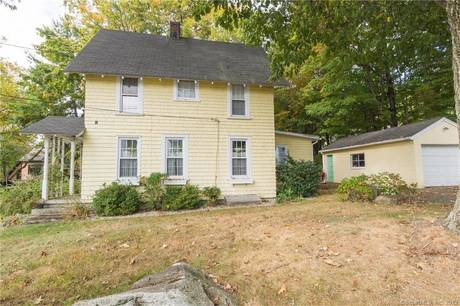 Single Family Home Sold in Westport CT 06880. Old colonial, antique house near beach side waterfront with 1 car garage.