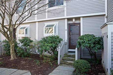 Condo Home Sold in Westport CT 06880.  townhouse near river side waterfront with swimming pool.