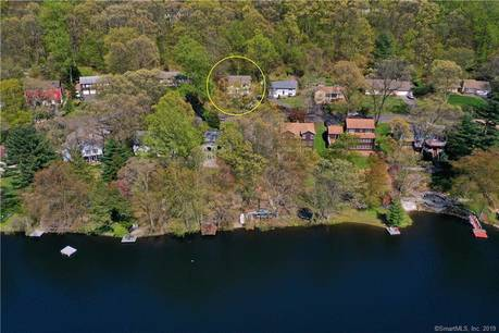 Single Family Home Sold in Trumbull CT 06611. Ranch house near beach side waterfront with 1 car garage.