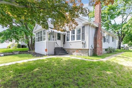 Single Family Home Sold in Stratford CT 06614. Old ranch bungalow house near waterfront.