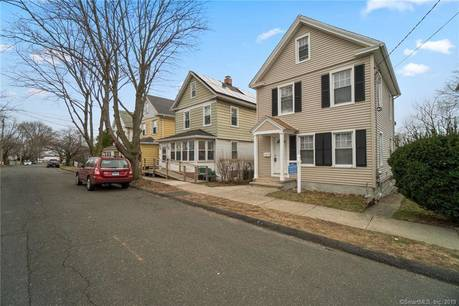 Single Family Home Sold in Stratford CT 06615. Old colonial house near waterfront.