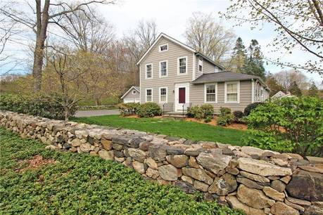 Single Family Home Sold in Danbury CT 06810. Old colonial, antique house near waterfront with 2 car garage.
