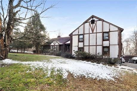 Single Family Home Sold in Monroe CT 06468. Tudor house near waterfront with 2 car garage.