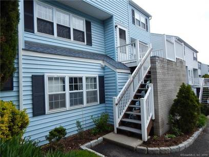 Condo Home Sold in Norwalk CT 06850.  townhouse near beach side waterfront with swimming pool.