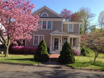 Single Family Home Sold in Norwalk CT 06851. Old colonial farm house near waterfront with 2 car garage.