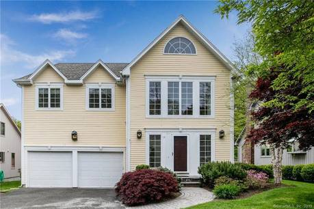 Single Family Home Sold in Stamford CT 06905. Contemporary, colonial house near waterfront with 2 car garage.