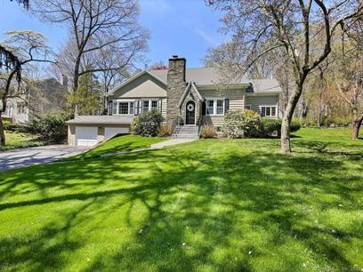Single Family Home Sold in Trumbull CT 06611. Old  cape cod house near waterfront with 2 car garage.