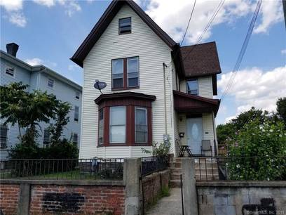 Multi Family Home Sold in Bridgeport CT 06608. Old  house near beach side waterfront.