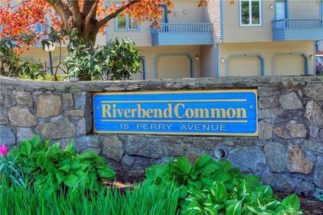 Condo Home Sold in Norwalk CT 06850.  townhouse near river side waterfront with 1 car garage.