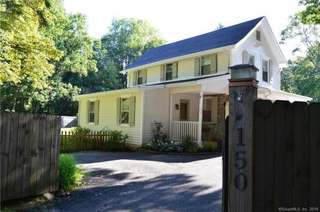 Single Family Home Sold in Norwalk CT 06850. Old colonial farm house near waterfront.