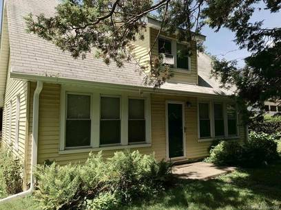 Single Family Home Sold in Norwalk CT 06853. Old  cape cod house near waterfront.