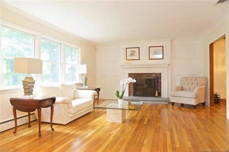 Single Family Home Sold in Norwalk CT 06850.  house near beach side waterfront with 2 car garage.